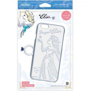 【iPhone6ケース】指輪の付いたiPhone 6ケース ジュエルフォン ディズニー エルサ_1