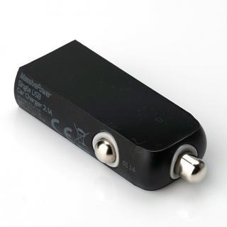 シガーソケット USB Car Charger  USB 1ポート 2.1A(極小モデル)_2