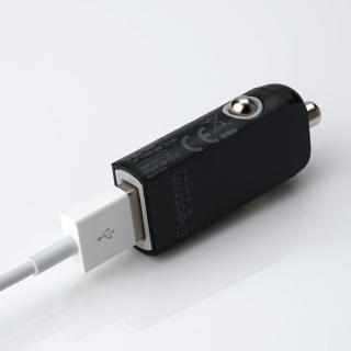 シガーソケット USB Car Charger  USB 1ポート 2.1A(極小モデル)_3