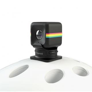 Polaroid Cube用 ヘルメット向けマウント Helmet Mount