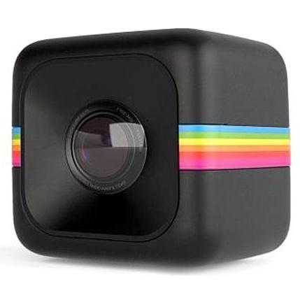 超小型アクションカメラ Polaroid Cube ブラック