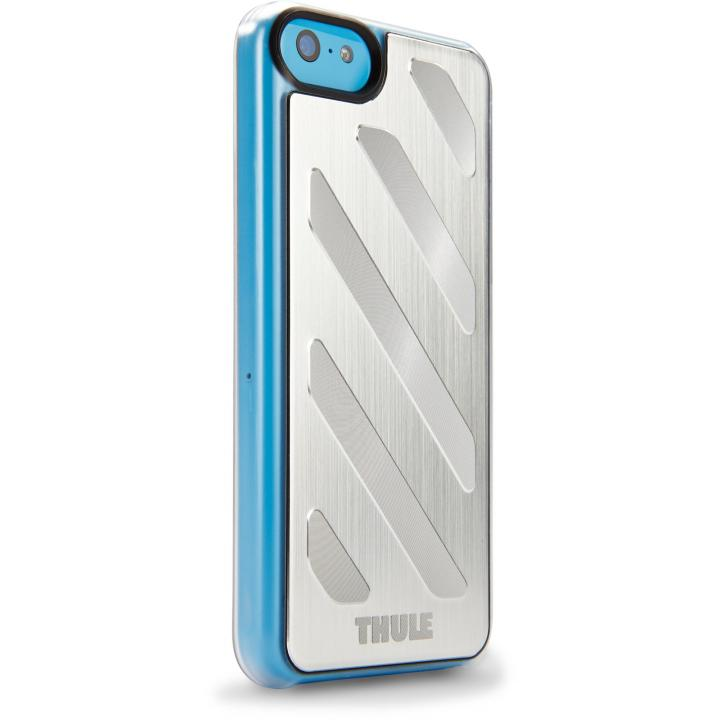 Thule Gauntlet iPhone 5c Aluminum ケース シルバー_0