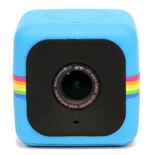 超小型アクションカメラ Polaroid Cube ブルー