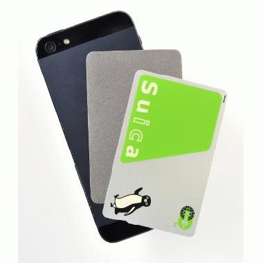 磁気干渉防止 avenue-d非接触型ICカード読取りエラー防止シート iPhone 6s/6s Plus/5s/5c/5