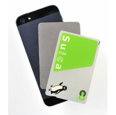 磁気干渉防止 avenue-d非接触型ICカード読取りエラー防止シート iPhone 6s/6s Plus/5s/5c/5_0