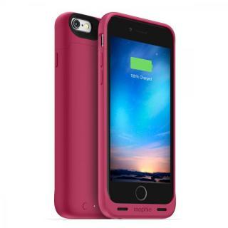 薄型バッテリー内蔵ケース mophie juice pack reserve ピンク iPhone 6s/6