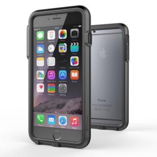 iPhone6 Plus ケース 耐衝撃アルミバンパー BricWave Extreme チャコールグレー/ブラック iPhone 6 Plus