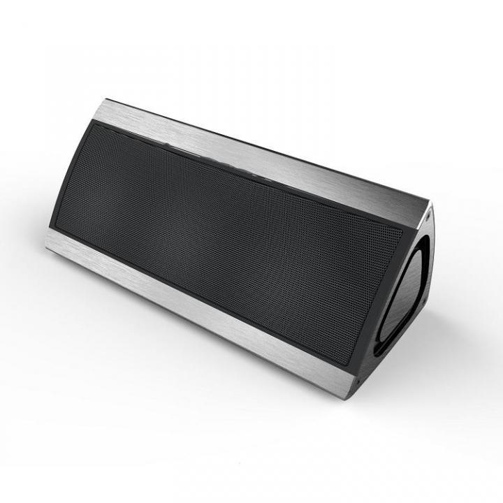 3E Bluetooth スピーカー Classic シルバー_0