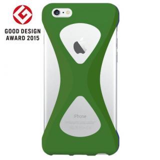 【iPhone6s Plus/6 Plusケース】Palmo 落下防止シリコンケース グリーン iPhone 6s Plus/6 Plus