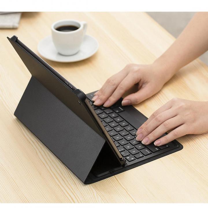 薄さ19mmのキーボード一体型ケース Extra Slim Keyboard & Case  iPad Air_0