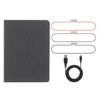 薄さ19mmのキーボード一体型ケース Extra Slim Keyboard & Case  iPad Air_4