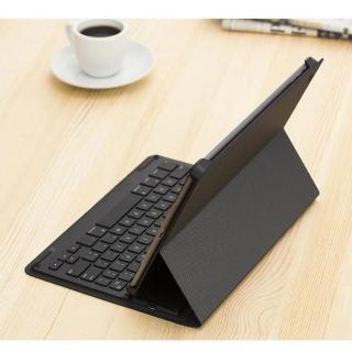 薄さ19mmのキーボード一体型ケース Extra Slim Keyboard & Case  iPad Air_6