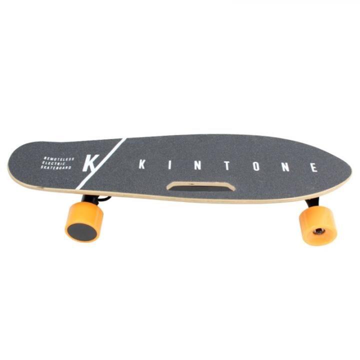 Kintone EZ Skateboard 電動スケートボード ブラック_0