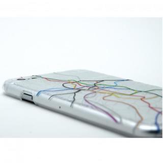 【iPhone6ケース】modref ロンドン 地下路線図ケース iPhone 6_2