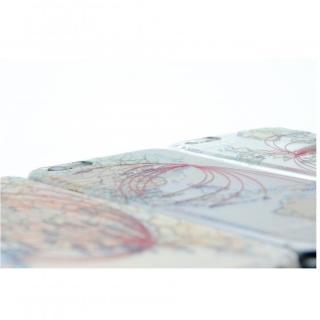 【iPhone6ケース】modref 東京 航空機ルートケース iPhone 6_1