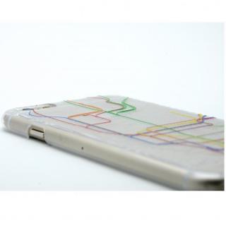 【iPhone6ケース】modref ニューヨーク 地下路線図ケース iPhone 6_3