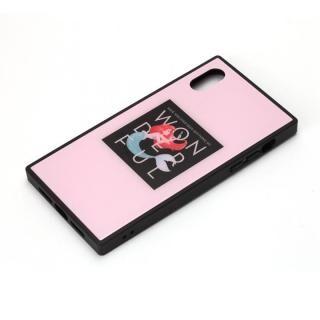 iPhone XR ケース ディズニー ガラスハイブリッドケース アリエル iPhone XR【4月上旬】