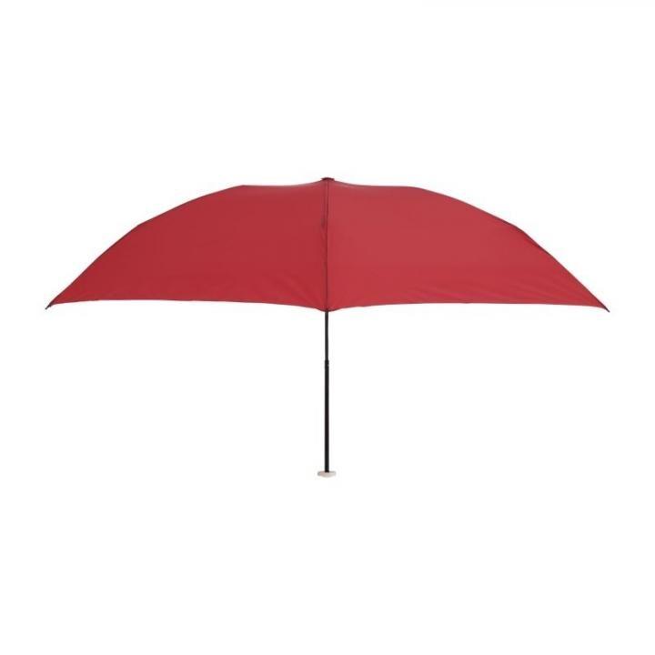 pentagon72 超軽量折りたたみ傘 Pomegranate_0