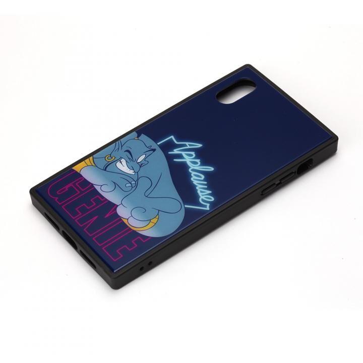 iPhone XR ケース ディズニー ガラスハイブリッドケース ジーニー iPhone XR_0