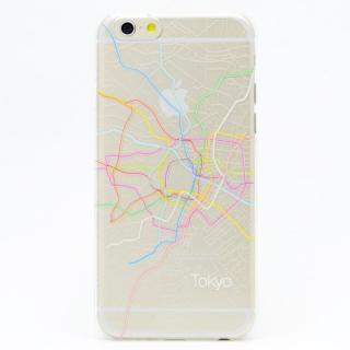 modref 東京 地下路線図ケース iPhone 6
