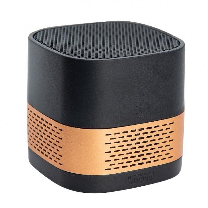 LUFT Cube 空気清浄機 ブラックゴールド_0