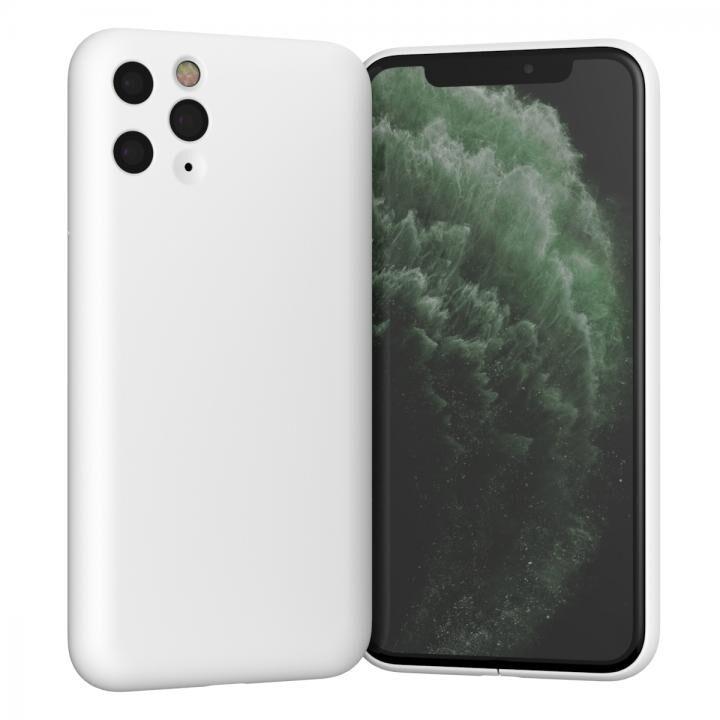 iPhone 11 Pro ケース MYNUS CASE マットホワイト iPhone 11 Pro【4月下旬】_0