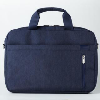 コスパ抜群 cheero Laptop Bag キャンバス ディープブルー