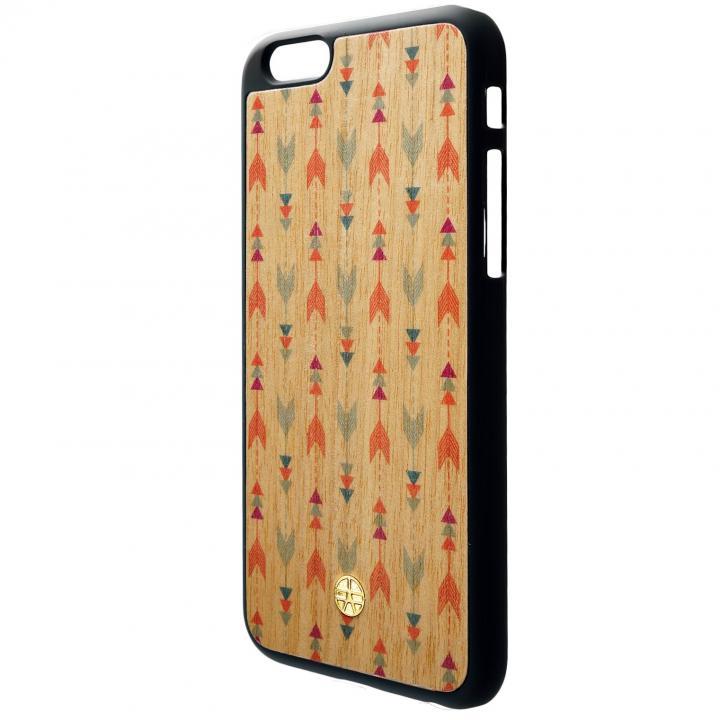 ウッドパネルケース BANTEYANTE bow iPhone 6