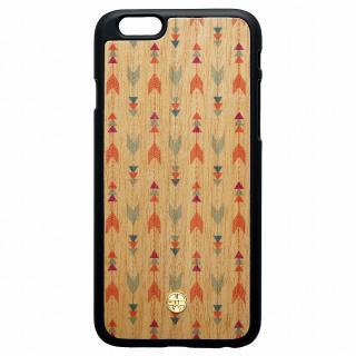 【iPhone6ケース】ウッドパネルケース BANTEYANTE bow iPhone 6_1
