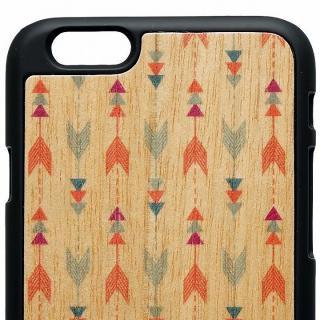 【iPhone6ケース】ウッドパネルケース BANTEYANTE bow iPhone 6_2