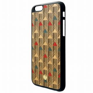 ウッドパネルケース BANTEYANTE bow tree iPhone 6s/6