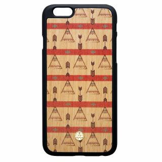 【iPhone6ケース】ウッドパネルケース BANTEYANTE little indian iPhone 6_1