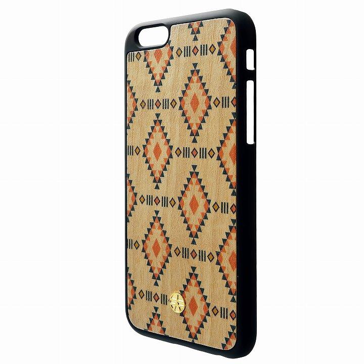 ウッドパネルケース BANTEYANTE lippy tile iPhone 6