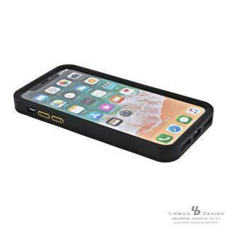 【iPhone Xケース】BANDEL シリコンケース スカル ブラック/ゴールド iPhone X_6