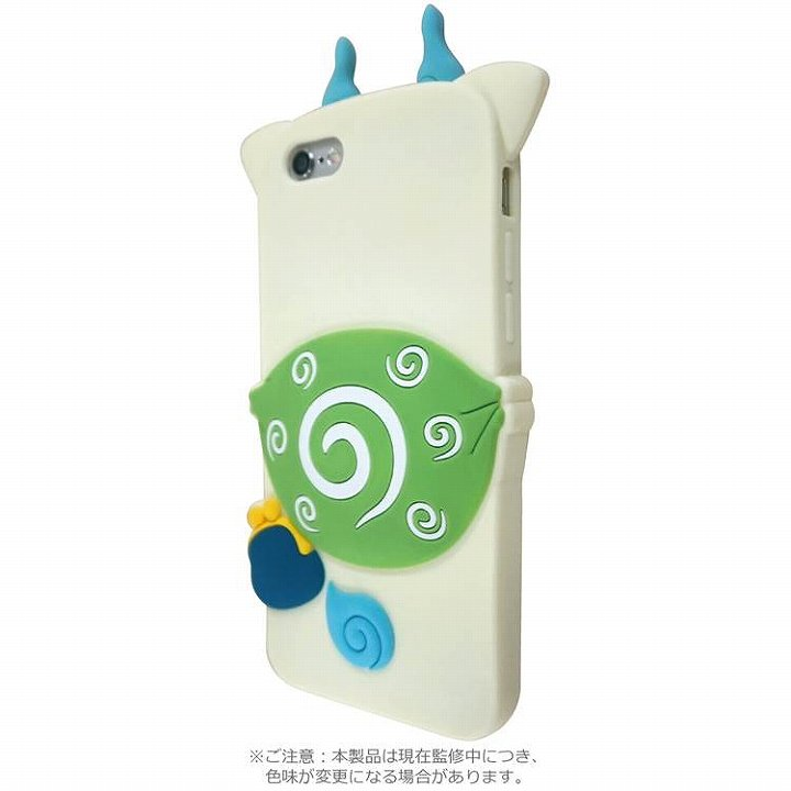 【iPhone6ケース】妖怪ウォッチ ソフトケース コマさん iPhone 6_0