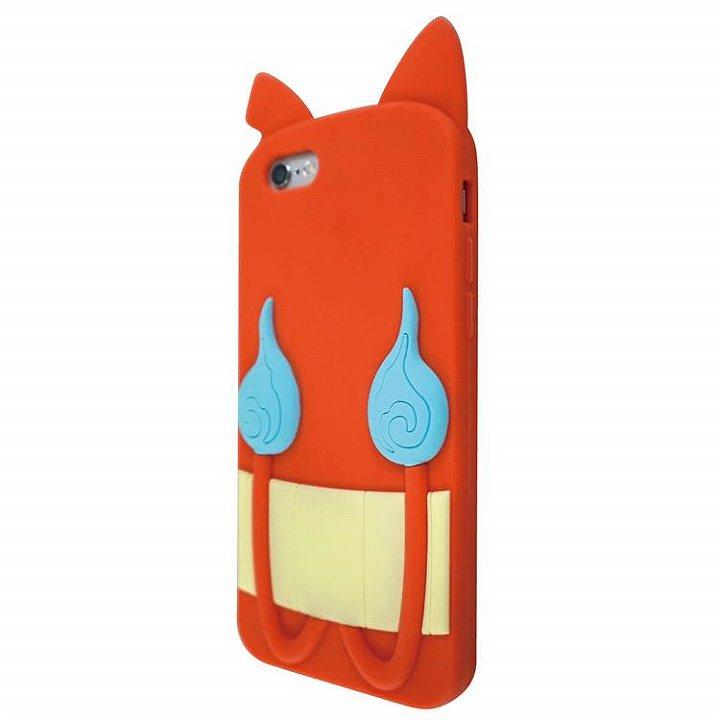 【iPhone6ケース】妖怪ウォッチ ソフトケース ジバニャン iPhone 6_0