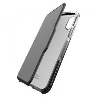 iPhone XS/X ケース TETRA FORCE BOOK-ADVANCE 手帳型耐衝撃ケース  iPhone XS/X