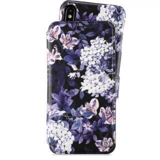 iPhone XS Max ケース Stockholm セパレート手帳型ケース PurpleMist iPhone XS Max【4月下旬】
