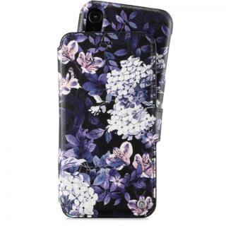 iPhone XR ケース Stockholm セパレート手帳型ケース PurpleMist iPhone XR【4月上旬】