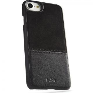 iPhone8/7/6s/6 ケース Kasa 本革ハードケース ブラック iPhone 8/7/6s/6