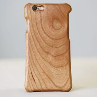 【iPhone6ケース】松葉製作所 木製ケース ブラックチェリー iPhone 6_3