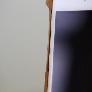 【iPhone6ケース】松葉製作所 木製ケース ブラックチェリー iPhone 6_6