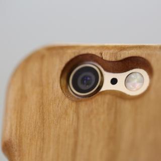【iPhone6ケース】松葉製作所 木製ケース ブラックチェリー iPhone 6_7