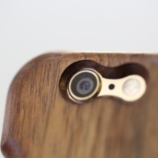 【iPhone6ケース】松葉製作所 木製ケース ウォールナット iPhone 6_7