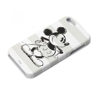 iPhone SE/5s/5 ケース ディズニー iPhone SE/5s/5用 レザーハードケース ミッキーマウス