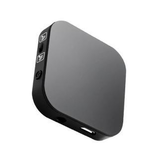 iPhone/スマートフォン ワイヤレスオーディオアダプタ 極の音域 Wireless Audio Adapter 受信機&送信機 ブラック_1