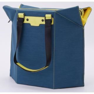椅子になるバッグ Seat bag ブルー【3月下旬】