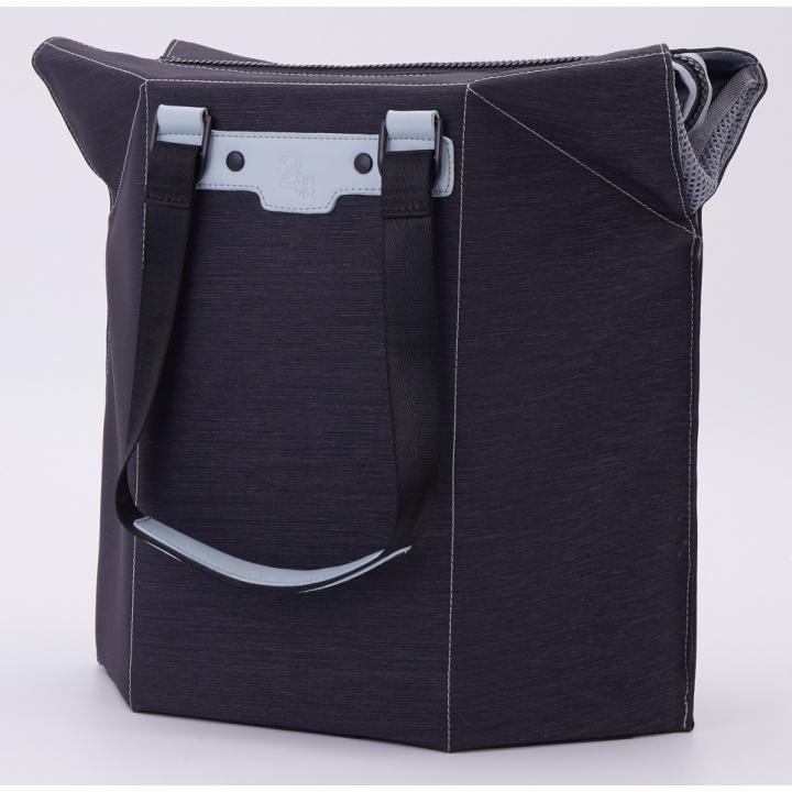 椅子になるバッグ Seat bag ブラック_0
