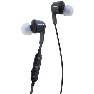 AAC対応 Bluetoothイヤホン BT807シリーズ グレーブラック