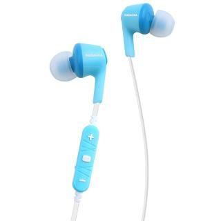 AAC対応 Bluetoothイヤホン BT807シリーズ ライトブルー【12月下旬】